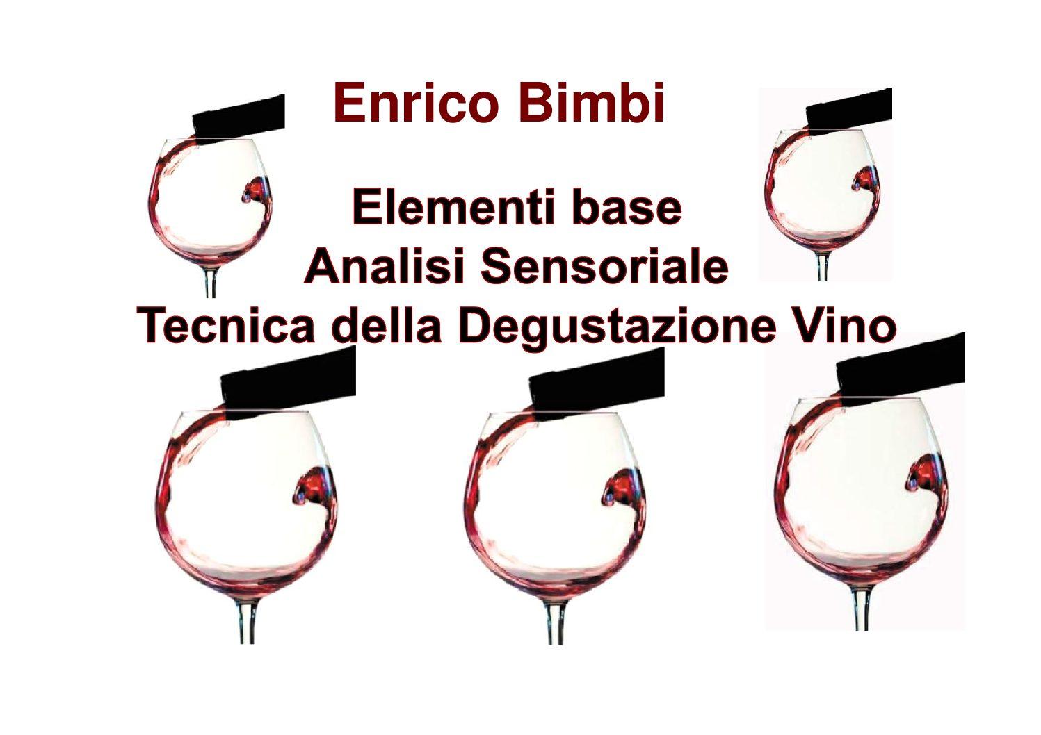 Corso di Analisi Sensoriale e Degustazione